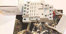 Siemens 3TX7144-1E9 Socket Relay Base 16A 14Pin