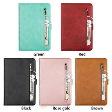 For iPad Pro 11 2020 2/3/4 mini 2 3 9.7 10.2 12.9 Shockproof Leather Case Cover