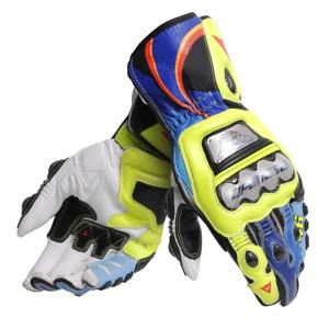 Dainese Full Metal 6 Rossi Replica Race Track Sport Gloves Multiple