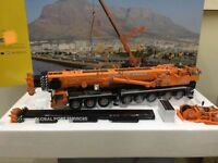 "WSI 51-2017 Liebherr LTM 1500 Crane ""Global Port Service"" 1:50 NEW OVP"