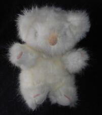 "10"" VINTAGE SAN DIEGO ZOO BABY ALBINO KOALA TEDDY BEAR STUFFED ANIMAL PLUSH TOY"