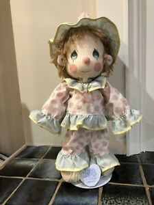 """Precious Moments 11"""" Doll with Stand - Last Forever By Applause"""