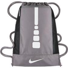 Nike Hoops Elite Basketball Gym Sack BA5342-011 Charcoal/White