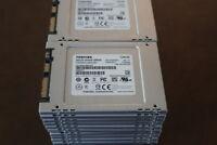 """Toshiba THNSNH128GCST FW:HTGAN101 205E2071 128gb 2.5"""" SSD Sata"""