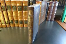 Easton Press BROOKLYN, Colm Toibin, Signed, NEW/SEALED Literature Leather