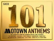 101 MOTOWN ANTHEMS: 5CD ALBUM BOX SET