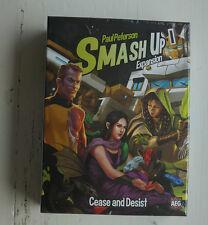 Smash Up Gioco di Carte: cessare e desistere Espansione