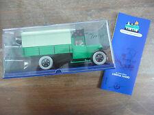 Camion militaire Stewart 29x Tintin L'Oreille Cassée Figurine Voiture Automobile