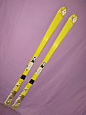 Black Diamond CULT backcountry skis 167cm with Rossignol NNN BC xc ski bindings~