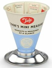 TALA Metal Kitchen Mini Measure 9 cm 1960's Retro Design Quick & Easy Measuring!