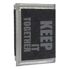 Ducti Keeper Cloth Wallet - Black