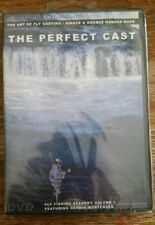 The Perfect Cast The Art of Fly Casting Dvd. Single and Double Handed Rods.