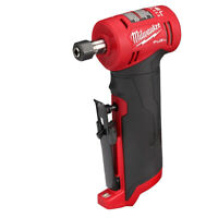 "Milwaukee 2485-20 M12 Fuel™ 1/4"" Right Angle Die Grinder TOOL ONLY"