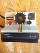 Polaroid Land Camera One Step Vintage Bc Series Rainbow Photography Non Tested