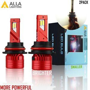 Alla Lighting Newest LED Technology 9004 hd-light  Bulb Set Bright Main Light