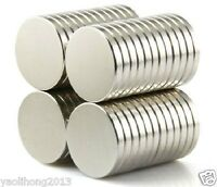 20pcs N50 Super Strong Disc Cylinder Round Magnets 15 x 1mm Rare Earth Neodymium