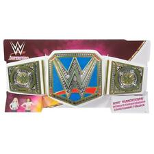 WWE Mattel Smackdown Brand New Women's Championship Toy Belt - Mint Packaging