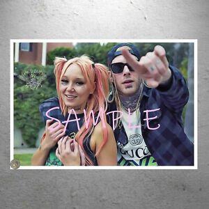 Tom MacDonald - Nova Rockafeller Poster  Gang Gang - Art - Hangover Gang - HOG