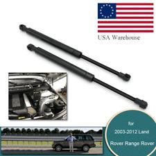 2 x For Range Rover L322 2003-2012 Front Hood Bonnet Gas Struts Lift Supports