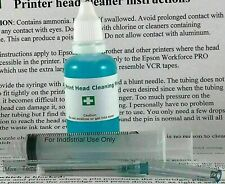 Professional Brother Printhead Printer Head Cleaner Cleaning Kit Clog Unblock
