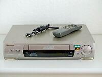 Panasonic NV-HD640 HiFi Stereo Videorecorder, 2 Jahre Garantie