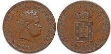 INDES PORTUGAISES 1/4 TANGA 15 REIS 1903 KM#15