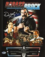Don Frye Signed 11x14 Photo BAS COA Badass Brock Movie Poster Picture UFC Pride