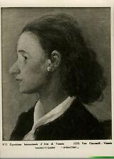 FUTURISMO XXI BIENNALE D'ARTE VENEZIA 1938 FOTO GIACOMELLI - CARBONI VAGNETTI