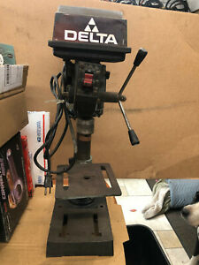 "Delta bench mount 10"" drill press Model 11-950 Phase 1"