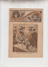Hans Stosch Sarrasani Original 1925 Sarrasani Verlag Nr. 10 Billy Jenkins