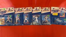 Lot of Starting Lineup Sports Star Collectible Figurines.