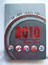 2010 EZELL - HARDING SCHOOL YEARBOOK ANTIOCH, TENNESSEE  THE TALON