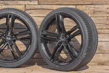 Sommerräder für Audi A6 4G Allroad  235 45 19 Zoll Alufelgen MAM A1 ABE schwarz