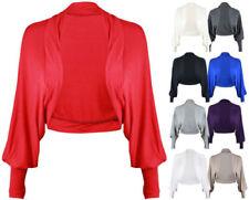 Maglie e camicie da donna maniche a pipistrello viscosa fantasia nessuna fantasia
