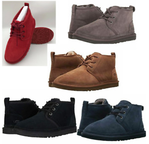 UGG Neumel Men Suede Boots Size 5-13 Ugg Boots Chukka winter Boots *Authentic*
