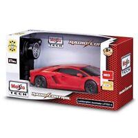 Maisto 81057 1:24 Scale Remote Control Lamborghini Aventador LP700-4 - Red