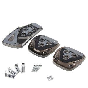 Non-slip Manual Car Clutch Brake Accelerator Pedal Foot Treadle Cover Universal