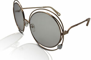 Chloé CE114S Women's Sunglasses 857 Rose Gold/Pearl