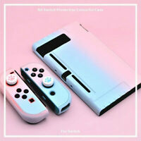 For Nintendo Switch Game Console Shell Case Cover With Thumb Grips Cap