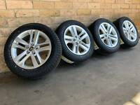 GENUINE 2018 TOYOTA COROLLA 16 INCH WHEELS AND TYRES NEW SET
