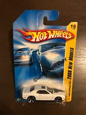 Hot Wheels White Dodge Challenger Srt8 Very Hard 2 Find Rare! Free Shipping