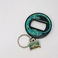 Vintage 1997 Marlboro Menthol Lizard Promo Bev Key Bottle Opener Keychain