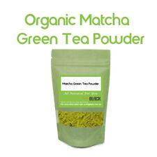 Organic  Matcha Green Tea Latte Powder Herb Herbs Herbal Teas