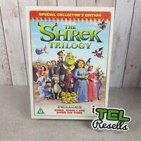 Shrek Trilogy DVD, 2007 3-Disc Set Box Set Special Collectors Edition New Sealed
