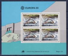 BLOC  Portugal  Europa 1986