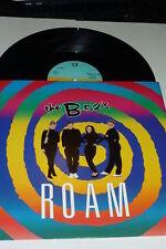 """The B-52s - Roam - UK 3-trk 12"""" Vinyl"""