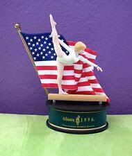 Gymnastics Hallmark 1996 Rare Collectible Gymnast Figure On Beam New in Box!