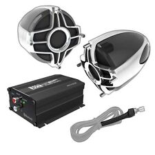 Boss Audio MC750B Boss All Terrain Speaker & Amplifier System Bluetooth