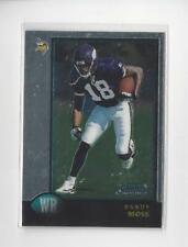 1998 Bowman Chrome #182 Randy Moss RC Rookie Vikings