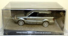 Eon 1/43 Scale James Bond 007 Range Rover Sport Quantum Solace Diecast model car